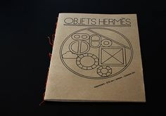 Los objetos bonitos de Hermes | Colour Me In #2011 #ss #book #herms