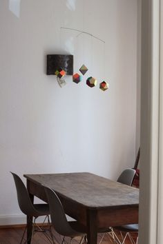 16 house: BEAUTIFUL SPACE #interior #geometry #design #wood #furniture #shape #eames