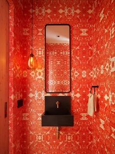 bathroom, Carney Logan Burke Architects
