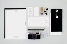 Andrews&Co. #branding #business card #brand #stationary #letterhead #envelope