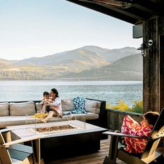 Chelan Lake House by Hoedemaker Pfeiffer 6