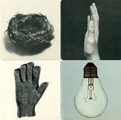 stopping off place: Bruno Munari: IMAGES OF REALITY #munari