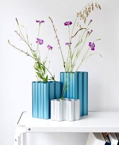 Nuage Cloud Vases by Bouroullec Brothers