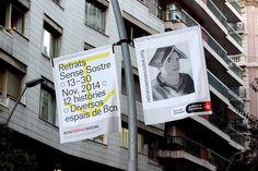 Street banner #cultural #branding
