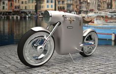 Monocasco #ossa #concept #bike