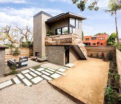 Mar Vista Art Studio by Hsu McCullough Architecture