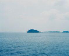 Osamu Yokonami « PICDIT #blue #photography #photo