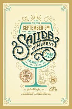 Salida Winefest by Jared Jacob
