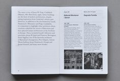 AGI BCN Congress Guides | Astrid Stavro Studio #grid #print #design #editorial