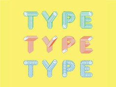 Type by Equal Parts Studio