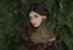 Marvelous Fine Art and Dark Beauty Portraits by Viktoriya Dovbnya
