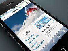 Snowbird home mobile small #rally #nowbird #mobile #interactive