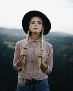 Beautiful Female Portraits by Joshua Abels