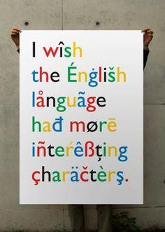 The English Language Is Boring | CMYBacon