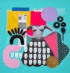 Joelson Bugila | PICDIT #art #collage #design #color