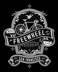 FFFFOUND! | 3 #logo #ornate #bike