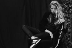Gabriella Wilde by Olivia Frølich for Vs. Magazine #fashion #model #photography #girl