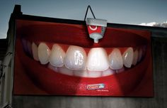 Jang Cho #billboard #colgate #advertising