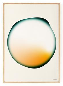 Outlined.cc Limited Edition Artwork Bubble No. 03 art print design artprint wallart