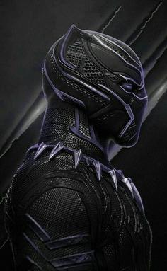 Black Panther Marvel Skin Superhero
