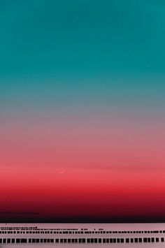 nøt too bad. #photography #gradient #skyline #colour #peaceful #teal #colour palette #corral