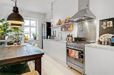 Gasspis från SMEG #interior design #stockholm #decoration