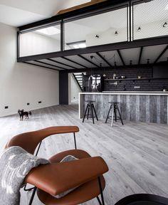 Rimartus Designed Studio Apartment for Young Couple - InteriorZine