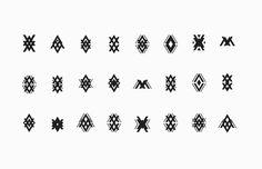 Visual Graphic   Manuel Ventura Architects Branding #forms #geometry