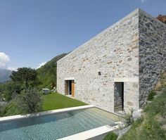 Architecture Photography: Brione House / Wespi de Meuron - 1784313409_brione-05 (12679) - ArchDaily #architecture