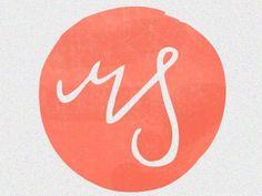 Dribbble - Personal by Sara Kovacs #logo #kovacs #sara