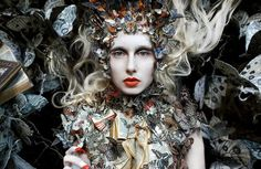 Wonderland by Kirsty Mitchell #fashion #photography #inspiration