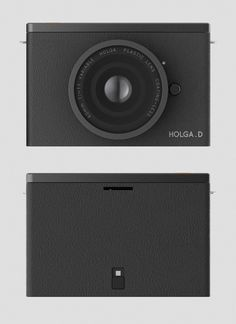 Inventing a Digital Camera for Lo-Fi Freaks | Co.Design #digital #holga #camera #d