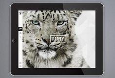 Creative Review WWF's new iPad app