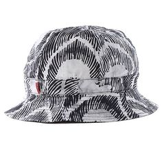 Altamont Peacock Bucket Hat Bone #altamont