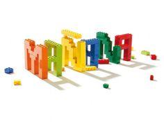 Su mañana es hoy : equisgarcia #lego #typography