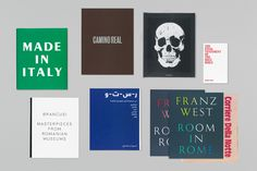 Gagosian Gallery - Graphic Thought Facility #gallery #graphic #book #gagosian #catalogue #thought #facility