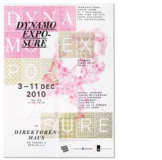 Dynamo Expo : Studio Laucke Siebein #poster