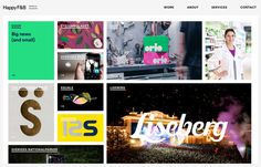 Happy F&B, inspiration N°446 published on The Gallery in date October 16th, 2015. #website