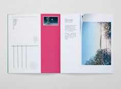 Kokoro & Moi | Wood Architecture Park #design #brochure