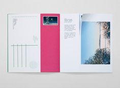 Kokoro & Moi | Wood Architecture Park #design #brochure