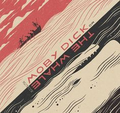 Moby Dick #illustration #books