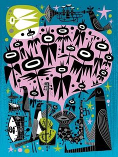FFFFOUND! | Flopdoodle Store: #illustration #il