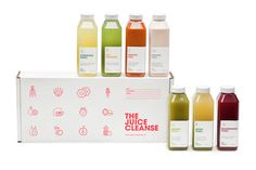 Minimalistic #packaging #drink #label #juice
