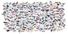202 Billboard Structures #billoboard #print #pattern