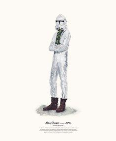 Star Wars Hipsters | thaeger #start #hipster #wars