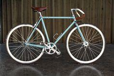 Track Frame - Emily Christine Goodemilychristinegood.tumblr.com #emily #good #bike