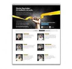 Master Daytrader - Flavio Barros | Designer Gráfico #campaign #ads #web #publicity