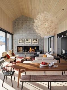 Dogtrot Residence Carney Logan Burke Architects