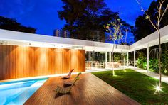 Marquise House in Sao Paulo - #architecture, #house, #home,  #decor, #interior,