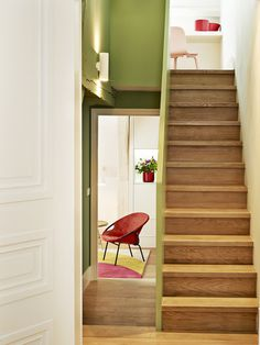 Hôtel des Galeries — Brussels #scala #parquet